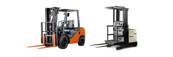 License – Forklift and Order Picker Combined