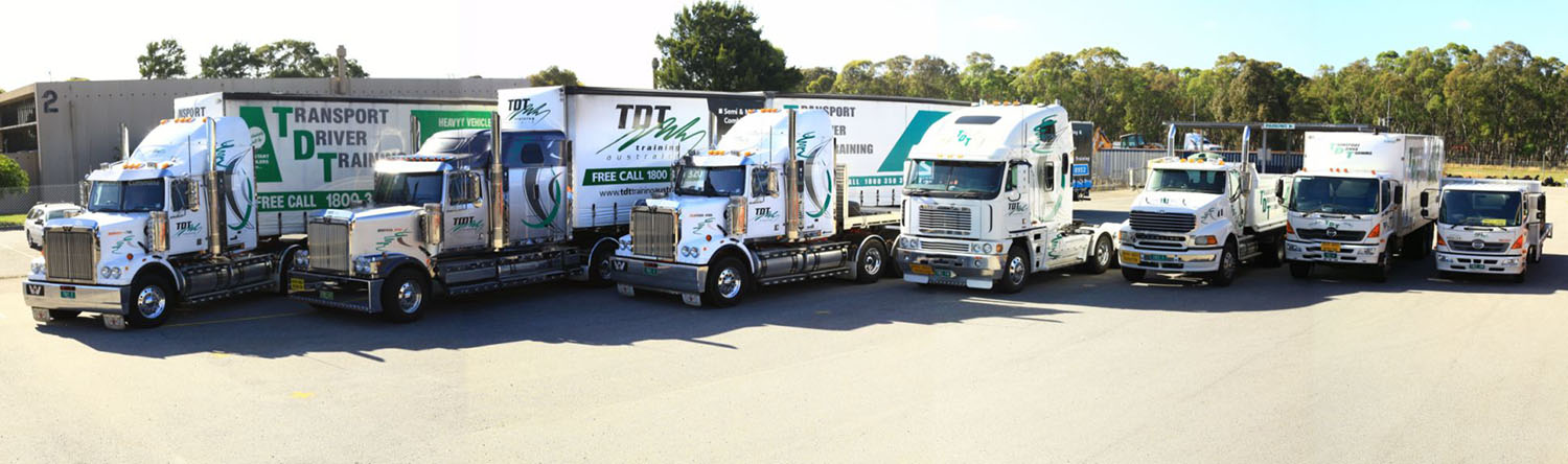 TDT Training Fleet - Dandenong, Medium Rigid to Multi-Combination (Synchromesh and Non-Synchromesh)